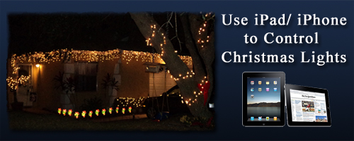 Intelligent & Automated Christmas Lights
