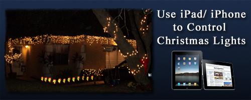 Intelligent & Automated Christmas Lights