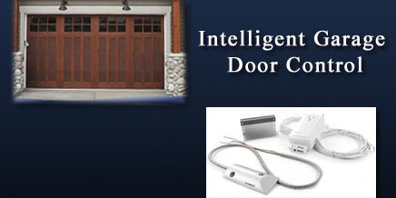 Intelligent Garage Door Automation- Smart Home Automation